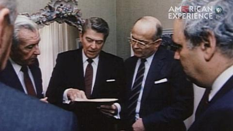 American Experience -- S24: Reagan on Ending Wars: Ending the Cold War