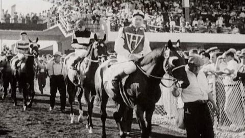 American Experience -- Seabiscuit Preview