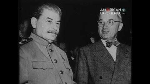 American Experience -- S24: Truman on the Enemy: Sizing up Stalin
