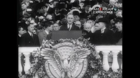 American Experience -- S24: FDR on the Enemy: Fear Itself