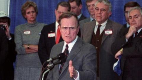 American Experience -- S24: Going Negative? Bush Insiders and the 1988 Campaign