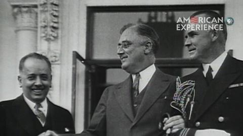 American Experience -- S24: FDR on Lying: Hiding a Disability