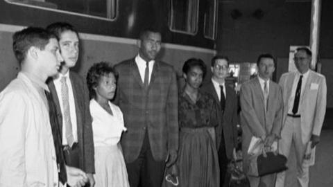 American Experience -- S23 Ep11: From the film Freedom Riders: Democracy in Action