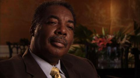 American Experience -- S23 Ep11: From the film Freedom Riders: Hank Thomas on Meeti