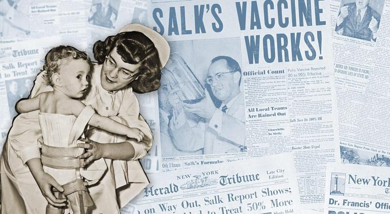 American Experience: The Polio Crusade