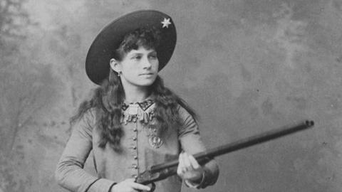 American Experience -- Annie Oakley Preview