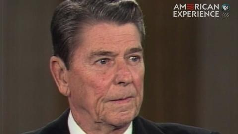 American Experience -- S24: Reagan and Lying: Arms for Hostages