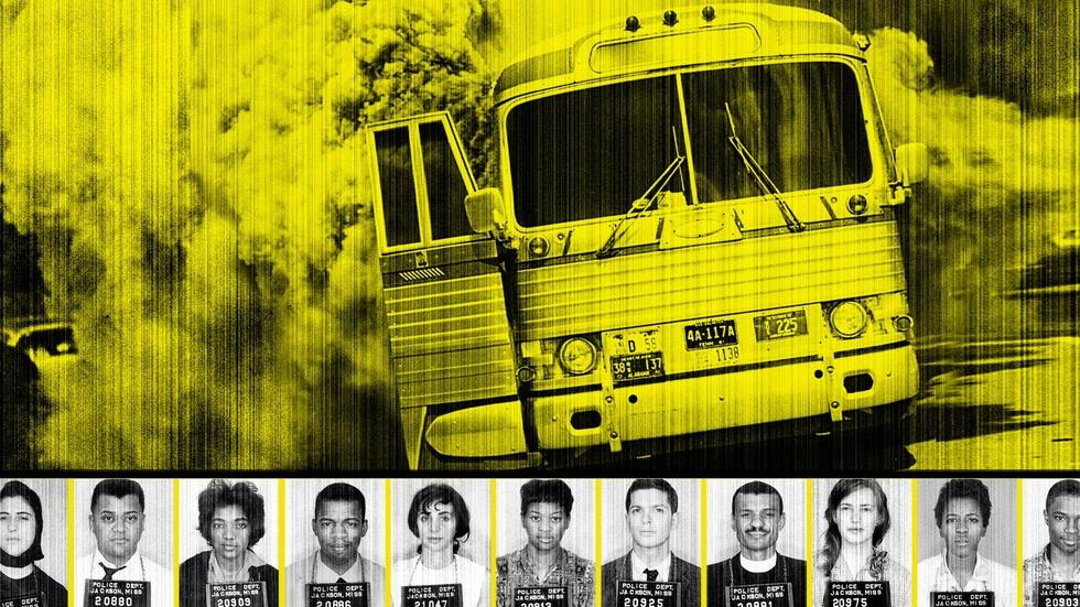 Freedom Riders Theatrical Trailer image
