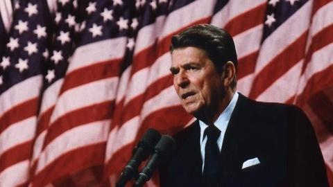 American Experience -- Reagan Preview