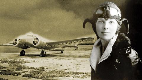 S6 E1: Amelia Earhart