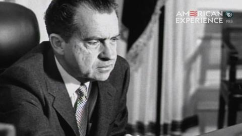 """American Experience -- S24: Nixon and Abusing Power: The """"Saturday Night Massacre"""""""