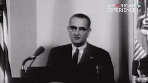 American Experience -- S24: LBJ on Policing the World: Combatting Communism