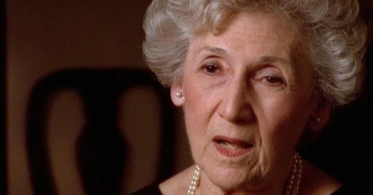 Ada Louise Huxtable Architecture Critic American