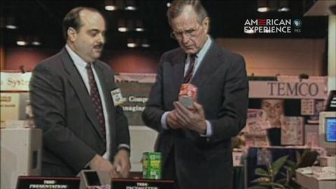 American Experience -- S24: HW Bush and Age: Grandpa Bush