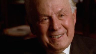 Guy Tozzoli, President of the World Trade Center Association