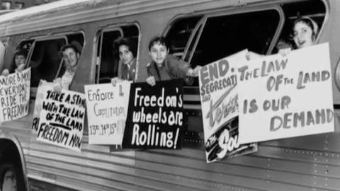 American Experience -- S23 Ep11: From the film Freedom Riders: Victory for Nonviole