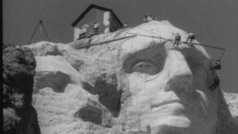 American Experience -- S14 Ep4: Mount Rushmore Challenges