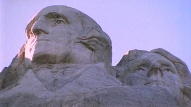 Sculpting Jefferson's Head
