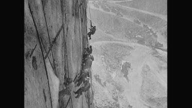 The High Scalers of Hoover Dam