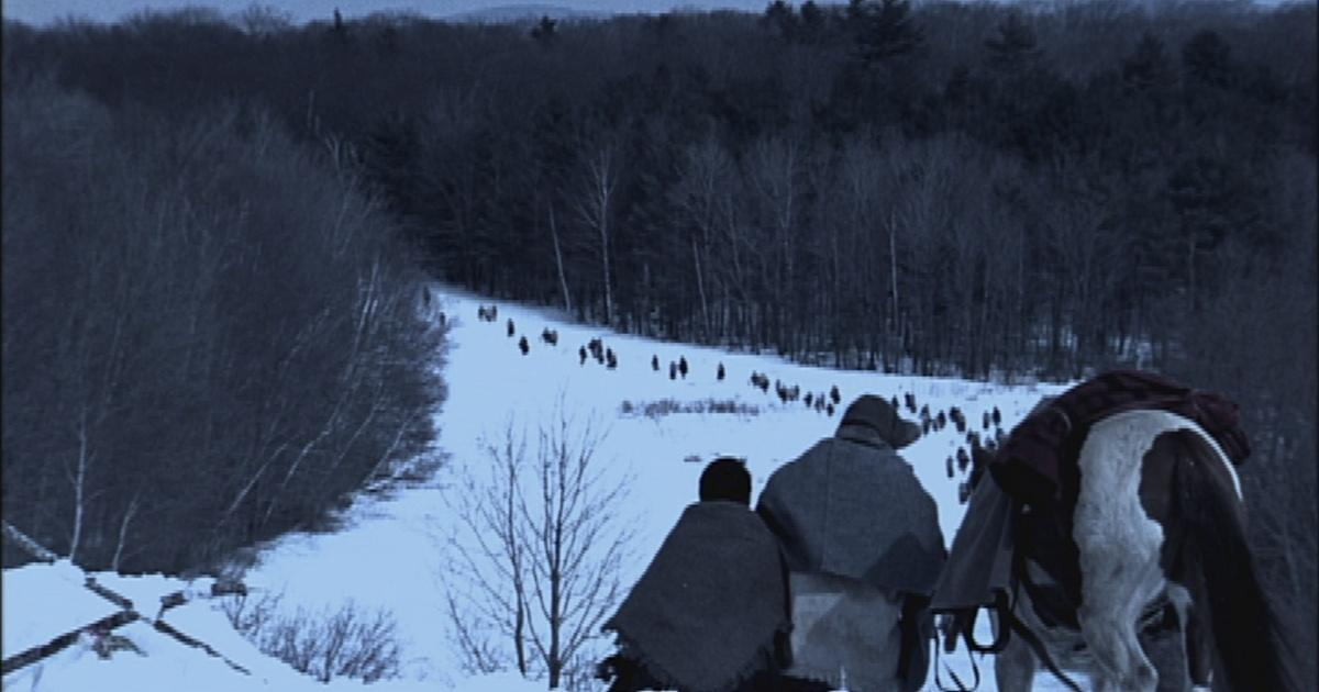 What Was The Trail Of Tears Season 21 Episode 7