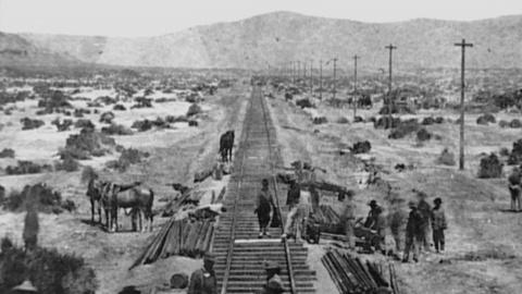 American Experience -- S15: Building a Railroad in the Desert