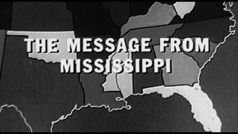 American Experience -- S15: Jim Crow in Mississippi