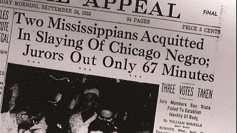 American Experience -- S15: No Justice for Emmett Till?