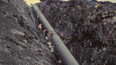 American Experience -- S18: Alaska Pipeline: Thompson Pass