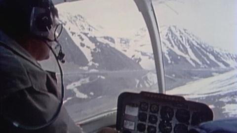 American Experience -- S18: Alaska Pipeline: Atigun Pass