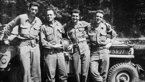 American Masters -- Salinger's Work in World War II Army Intelligence
