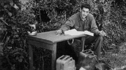 American Masters -- The Impact of World War II on Salinger's Writing