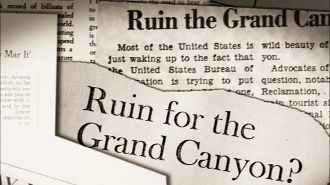 American Masters -- When the Sierra Club Saved the Grand Canyon