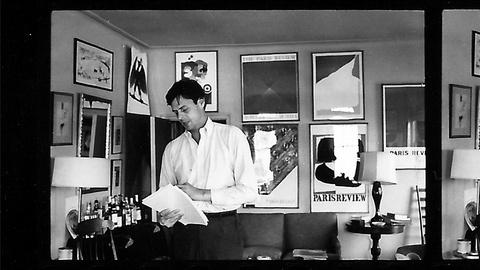 American Masters -- George Plimpton at the Helm of The Paris Review