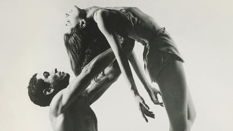 American Masters -- Tanaquil Le Clercq in Jerome Robbins' Afternoon of a Faun