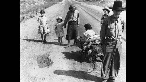 American Masters --  The Dust Bowl: Documenting the First Migrants to California