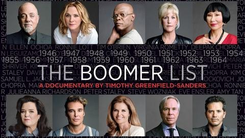 American Masters -- The Boomer List