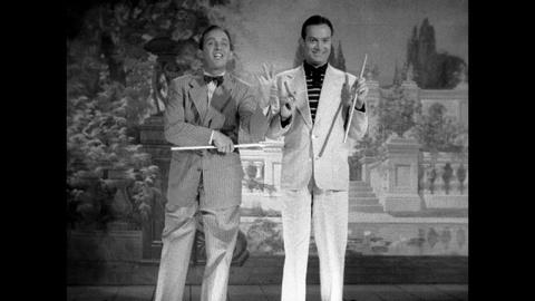 American Masters -- The Road Films: Bing Crosby and Bob Hope