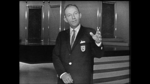 "American Masters -- Bing Crosby Performs ""The Second Time Around"""