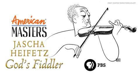 American Masters -- S29 Ep3: Jascha Heifetz: God's Fiddler Promo