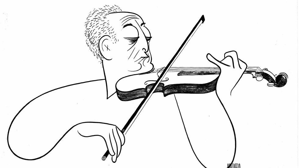 Jascha Heifetz: God's Fiddler - Full Film image