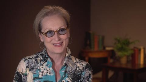 American Masters -- S30 Ep1: Meryl Streep Interview: Working with Director Mike