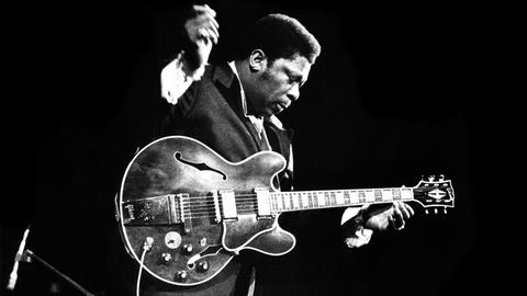 American Masters -- B.B. King: The Life of Riley