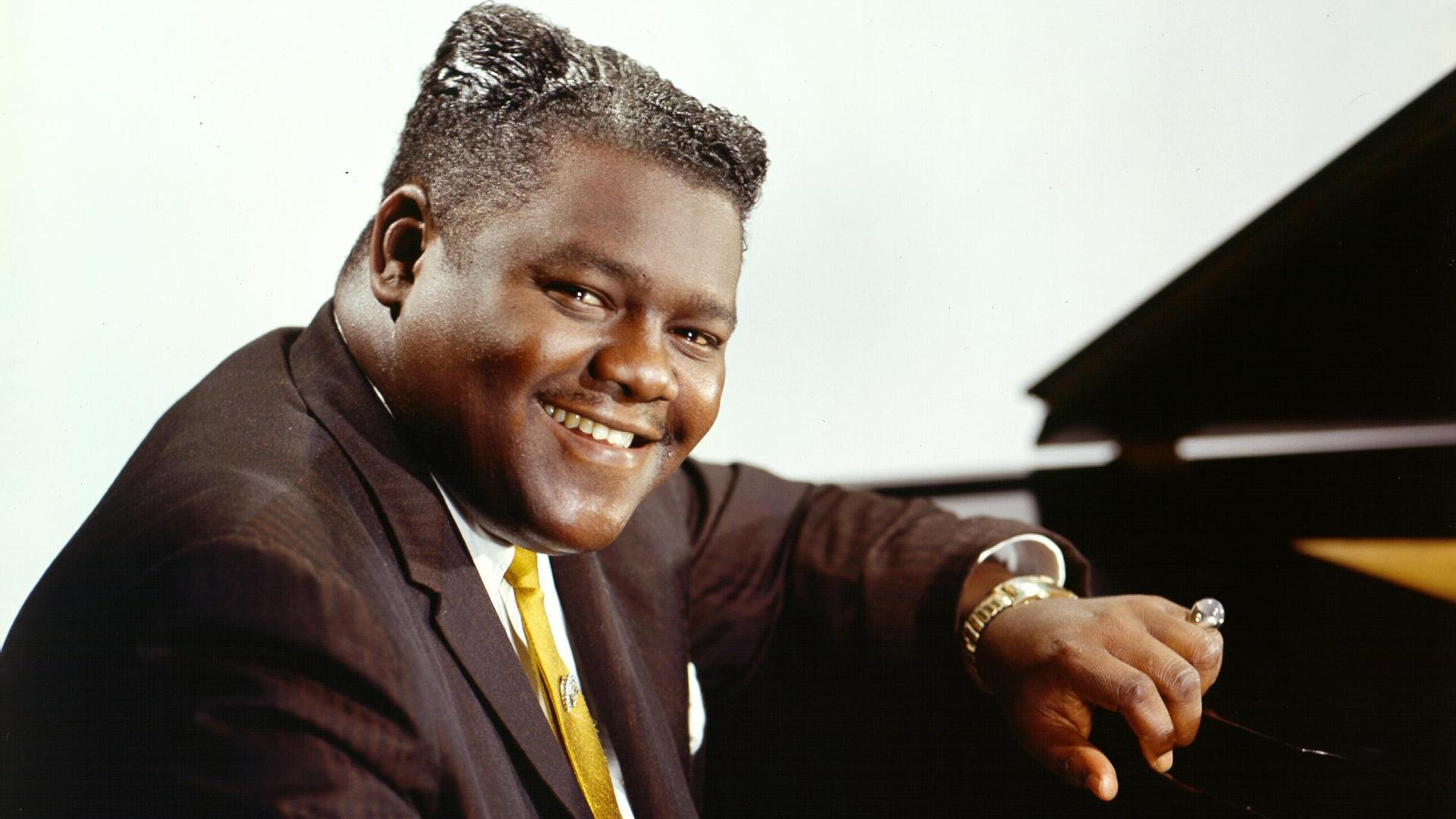 Fats Domino and The Birth of Rock 'n' Roll