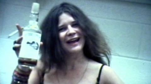 American Masters -- Letter Home Reveals Janis' Greatest Ambition