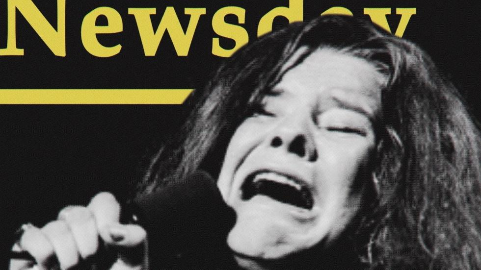 Director Amy Berg Brings Janis Back to Life image