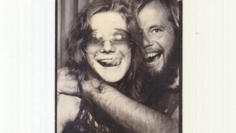 "American Masters -- Janis Joplin's former lover: ""She set me free"""