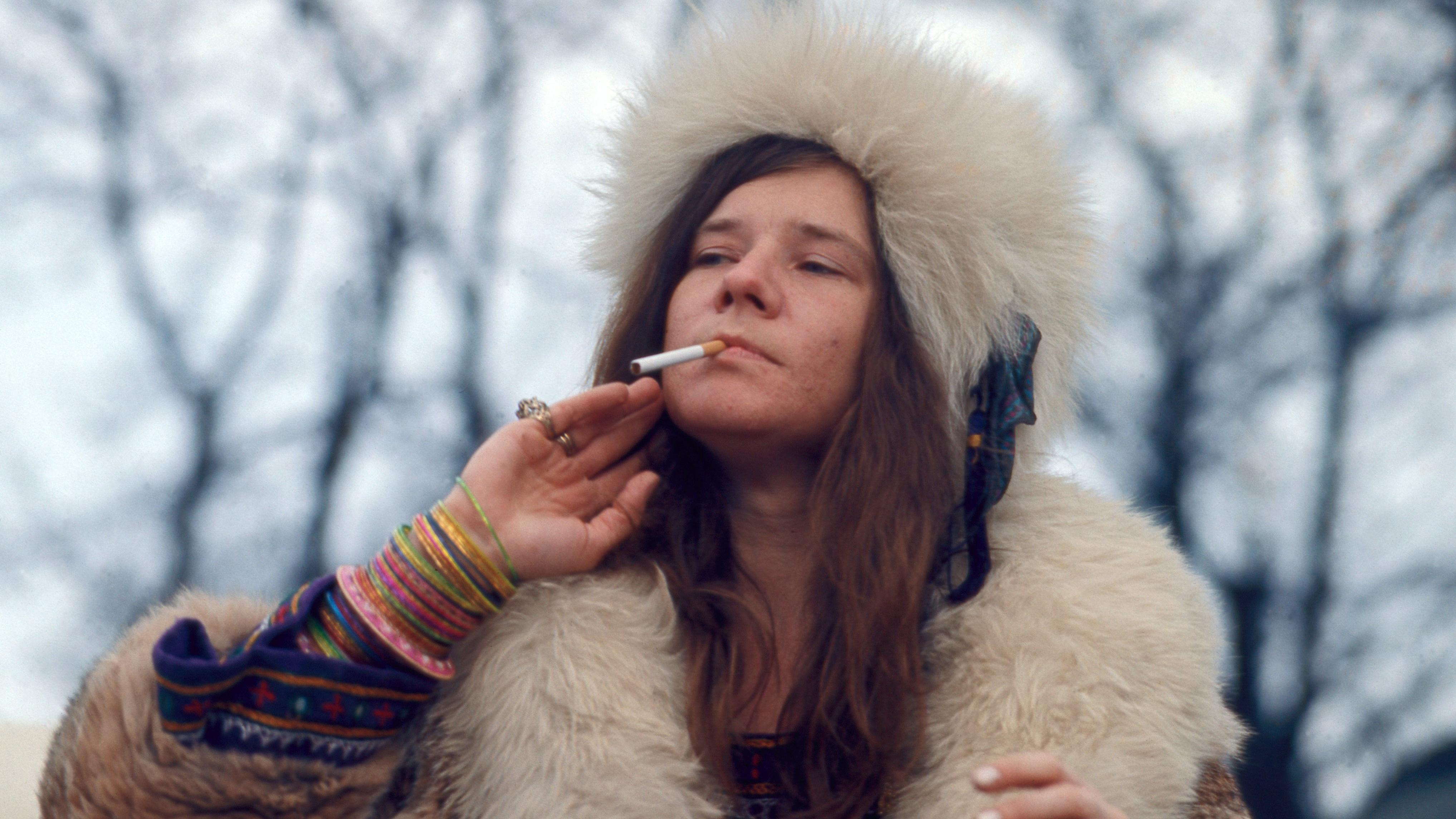 How Janis Joplin Made the Hell's Angels Get Her Groceries