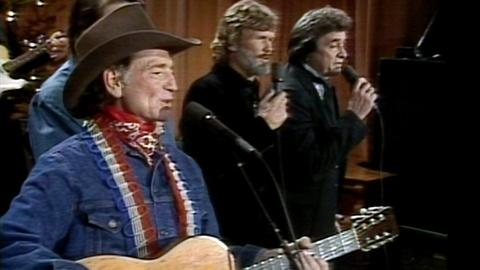 American Masters -- How the Highwaymen Became Family in Montreux