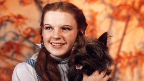 American Masters -- Judy Garland: By Myself - Preview