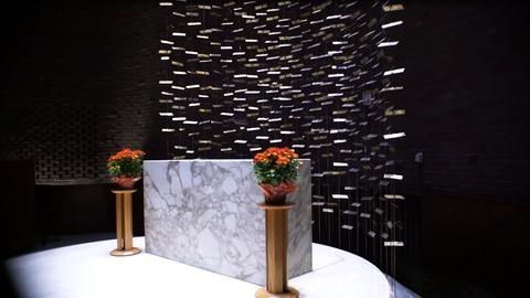 Eero Saarinen's Design of the MIT Chapel